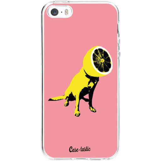 Casetastic Softcover Apple iPhone 5 / 5s / SE - Lemon Dog
