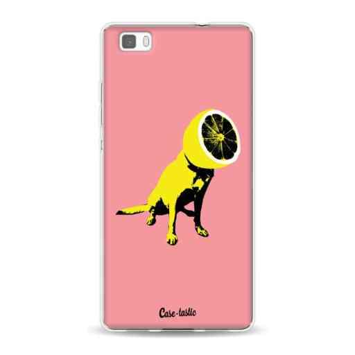 Casetastic Softcover Huawei P8 Lite (2015) - Lemon Dog