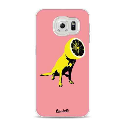 Casetastic Softcover Samsung Galaxy S6 - Lemon Dog