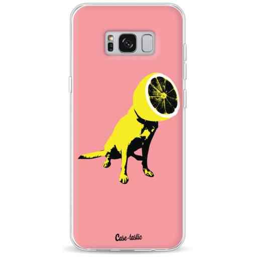 Casetastic Softcover Samsung Galaxy S8 Plus - Lemon Dog