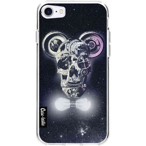 Casetastic Softcover Apple iPhone 7 / 8 / SE (2020) - Mechanic Skull