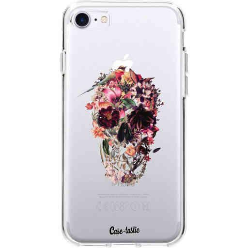Casetastic Softcover Apple iPhone 7 / 8 / SE (2020) - Transparent Skull