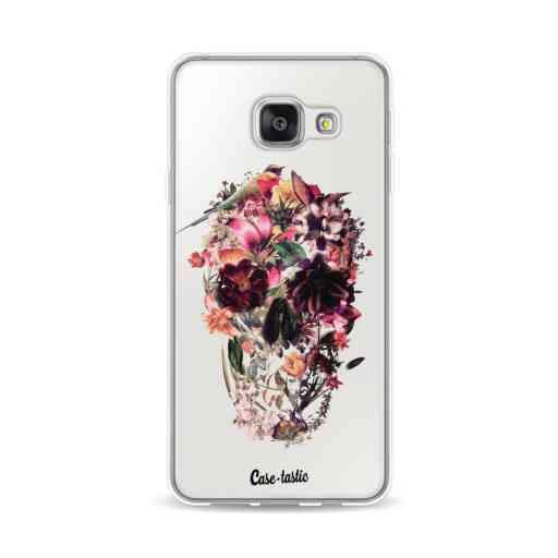Casetastic Softcover Samsung Galaxy A3 (2016) - Transparent Skull