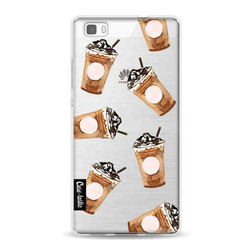 Casetastic Softcover Huawei P8 Lite (2015) - Coffee To Go
