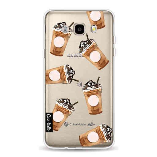 Casetastic Softcover Samsung Galaxy J5 (2016) - Coffee To Go