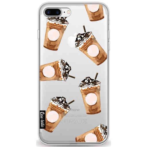Casetastic Softcover Apple iPhone 7 Plus / 8 Plus - Coffee To Go