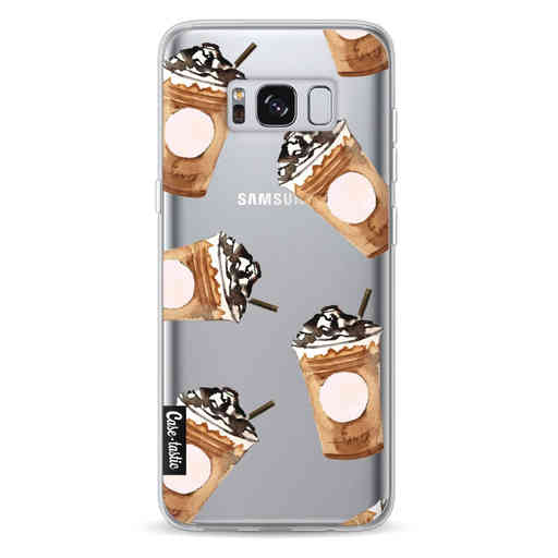 Casetastic Softcover Samsung Galaxy S8 - Coffee To Go