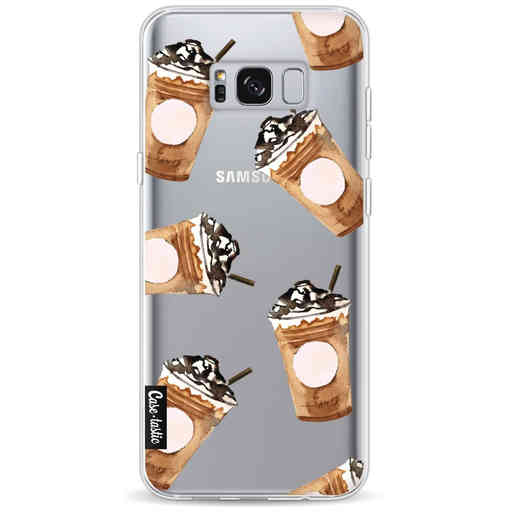 Casetastic Softcover Samsung Galaxy S8 Plus - Coffee To Go