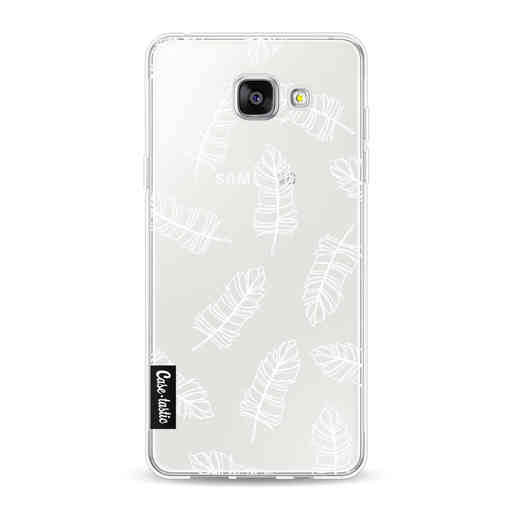 Casetastic Softcover Samsung Galaxy A5 (2016) - Feathers Outline