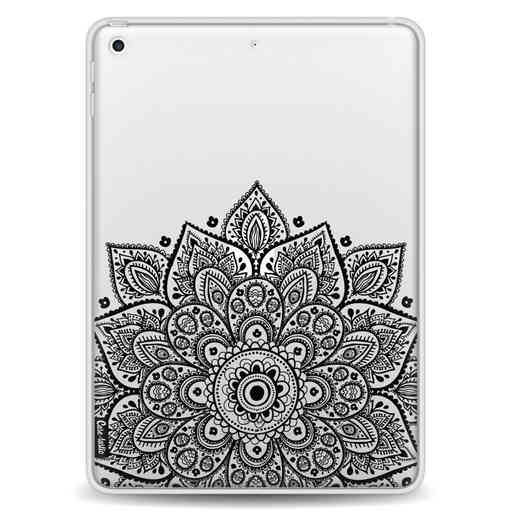 Casetastic Softcover Apple iPad 9.7 2017 / 2018 - Floral Mandala