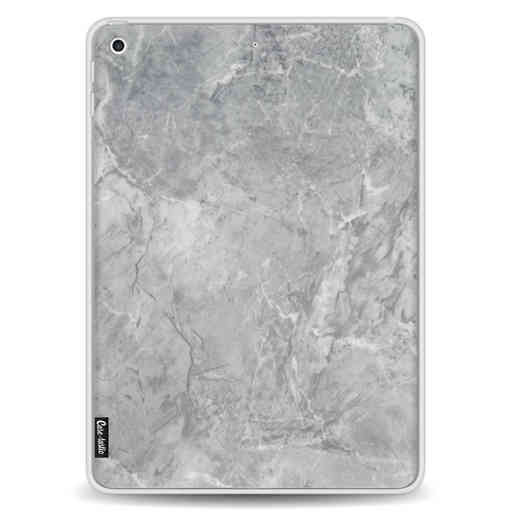Casetastic Softcover Apple iPad 9.7 2017 / 2018 - Grey Marble