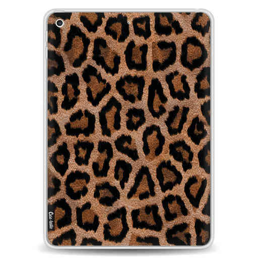 Casetastic Softcover Apple iPad 9.7 2017 / 2018 - Leopard
