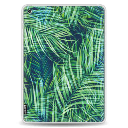 Casetastic Softcover Apple iPad 9.7 2017 / 2018 - Palm Leaves