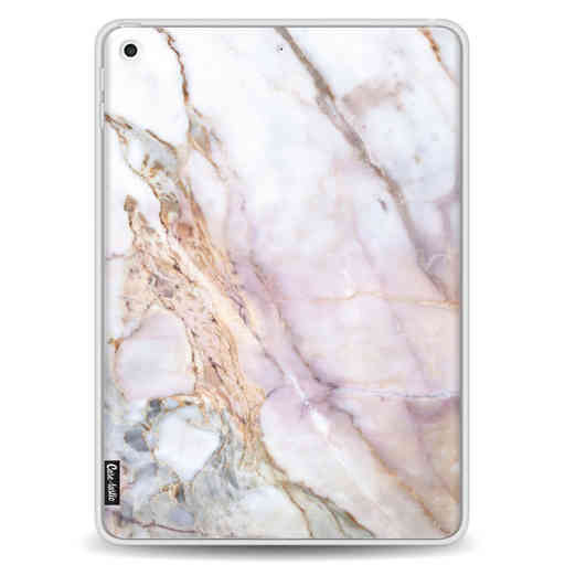 Casetastic Softcover Apple iPad 9.7 2017 / 2018 - Pink Marble