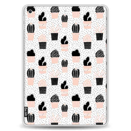Casetastic Softcover Apple iPad 9.7 2017 / 2018 - Cactus Print