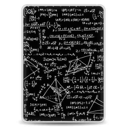 Casetastic Softcover Apple iPad 9.7 2017 / 2018 - You Do The Math