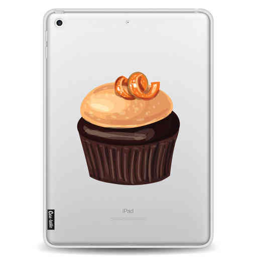 Casetastic Softcover Apple iPad 9.7 2017 / 2018 - The Big Cupcake