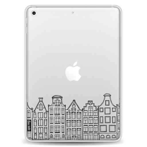 Casetastic Softcover Apple iPad 9.7 2017 / 2018 - Amsterdam Canal Houses