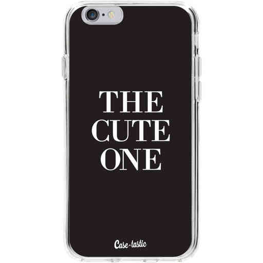 Casetastic Softcover Apple iPhone 6 / 6s - The Cute One