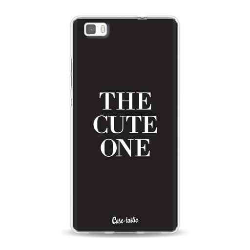 Casetastic Softcover Huawei P8 Lite (2015) - The Cute One