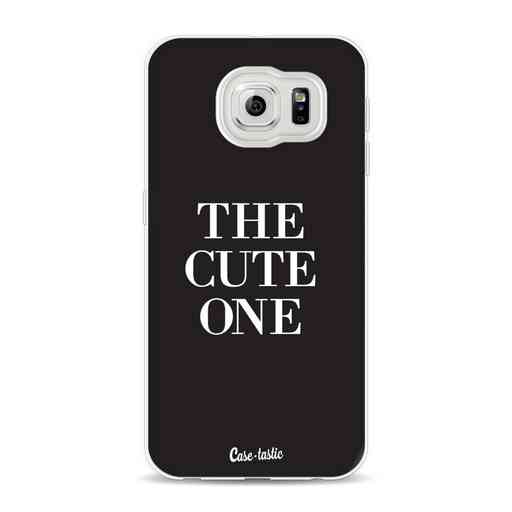 Casetastic Softcover Samsung Galaxy S6 - The Cute One
