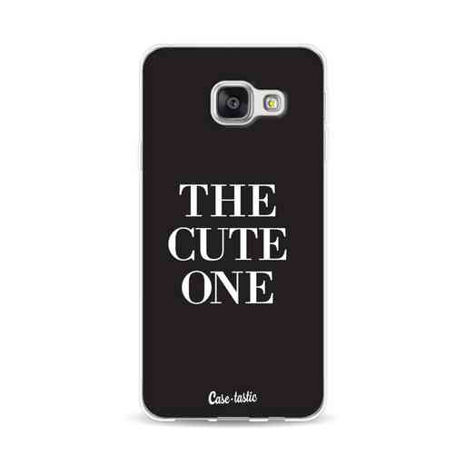 Casetastic Softcover Samsung Galaxy A3 (2016) - The Cute One