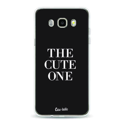 Casetastic Softcover Samsung Galaxy J5 (2016) - The Cute One