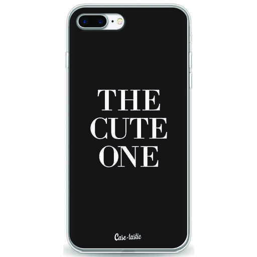 Casetastic Softcover Apple iPhone 7 Plus / 8 Plus - The Cute One