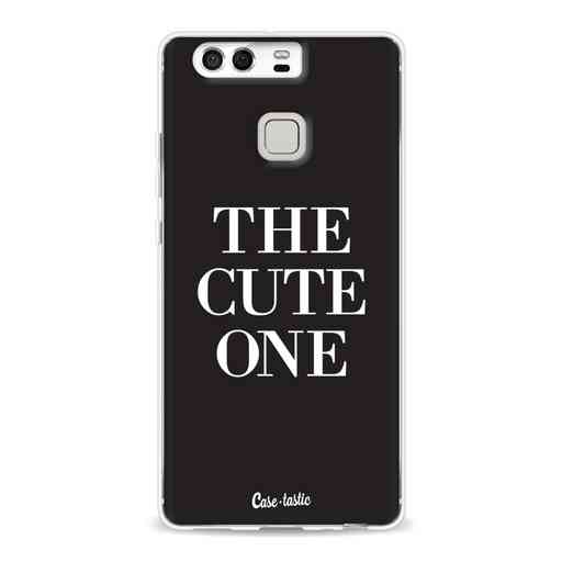 Casetastic Softcover Huawei P9  - The Cute One