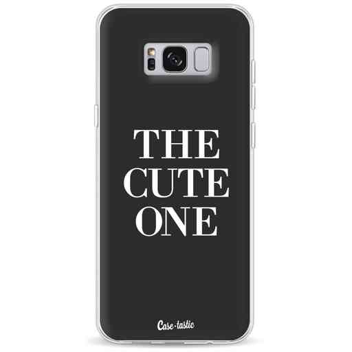 Casetastic Softcover Samsung Galaxy S8 Plus - The Cute One