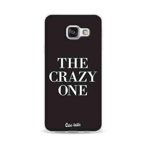 Casetastic Softcover Samsung Galaxy A3 (2016) - The Crazy One