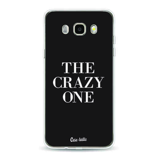 Casetastic Softcover Samsung Galaxy J5 (2016) - The Crazy One