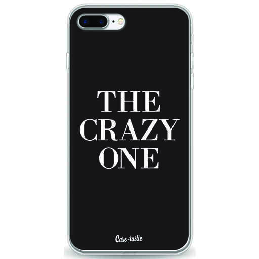 Casetastic Softcover Apple iPhone 7 Plus / 8 Plus - The Crazy One