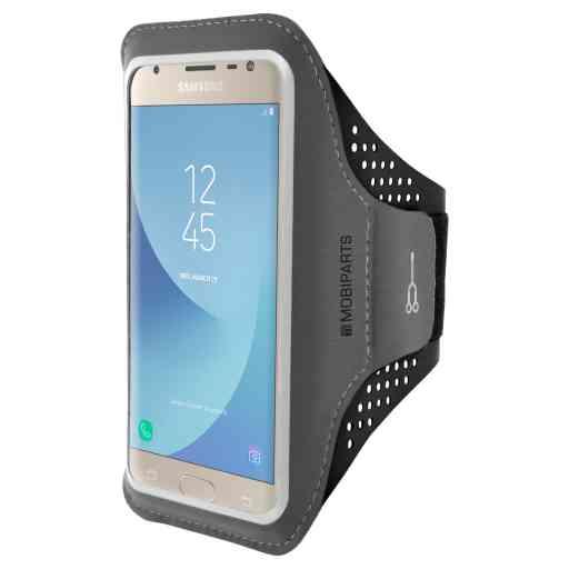 Casetastic Comfort Fit Sport Armband Samsung Galaxy J3 (2017) Black