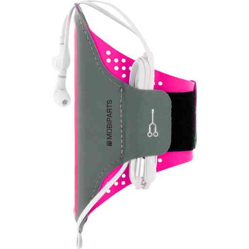 Casetastic Comfort Fit Sport Armband Apple iPhone X/XS Neon Pink