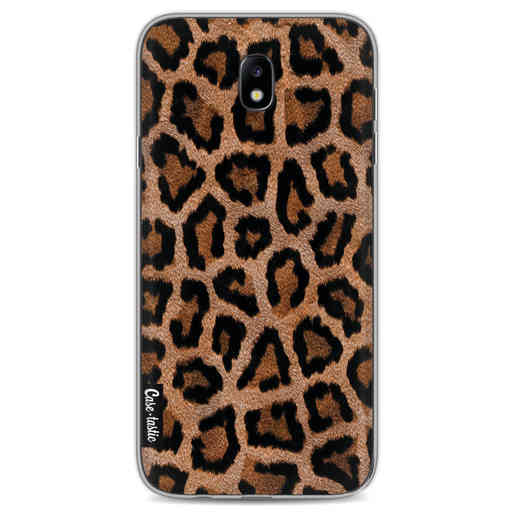 Casetastic Softcover Samsung Galaxy J7 (2017) - Leopard