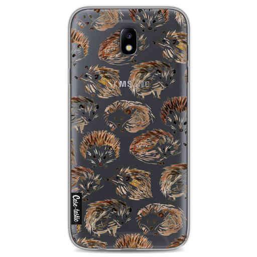 Casetastic Softcover Samsung Galaxy J7 (2017) - Hedgehogs