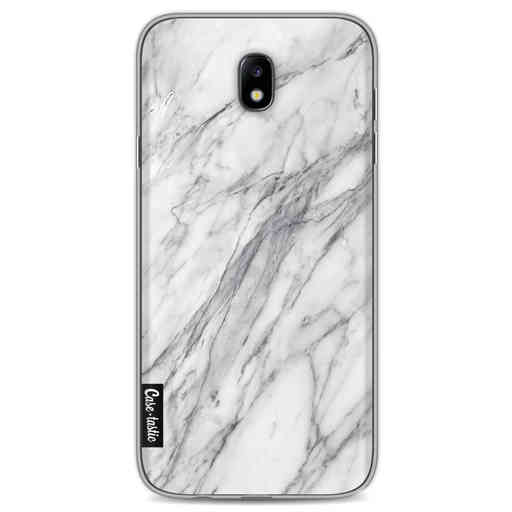 Casetastic Softcover Samsung Galaxy J7 (2017) - Marble Contrast