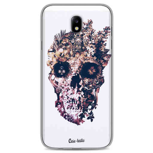 Casetastic Softcover Samsung Galaxy J7 (2017) - Metamorphosis Skull