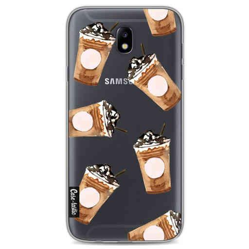 Casetastic Softcover Samsung Galaxy J7 (2017) - Coffee To Go