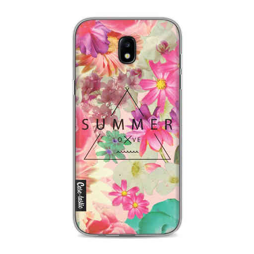 Casetastic Softcover Samsung Galaxy J5 (2017) - Summer Love Flowers