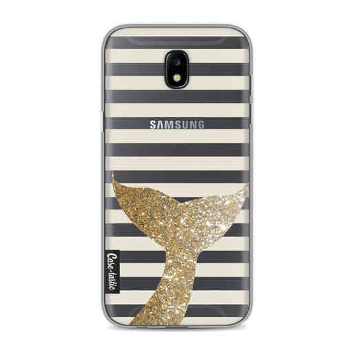 Casetastic Softcover Samsung Galaxy J5 (2017) - Glitter Sirene Tail