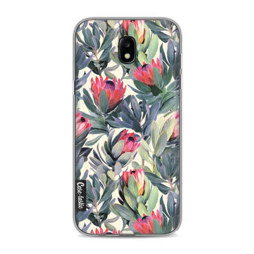 Casetastic Softcover Samsung Galaxy J5 (2017) - Painted Protea