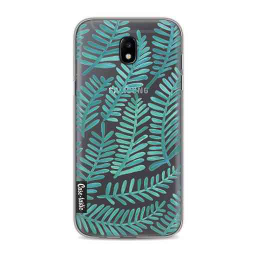 Casetastic Softcover Samsung Galaxy J5 (2017) - Turquoise Fronds