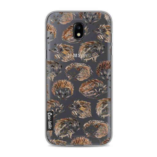 Casetastic Softcover Samsung Galaxy J5 (2017) - Hedgehogs