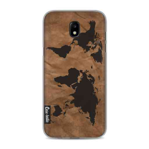 Casetastic Softcover Samsung Galaxy J5 (2017) - World Map