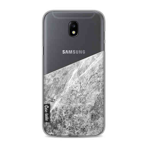 Casetastic Softcover Samsung Galaxy J5 (2017) - Marble Transparent