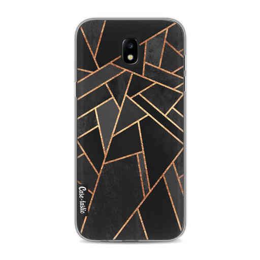 Casetastic Softcover Samsung Galaxy J5 (2017) - Black Night