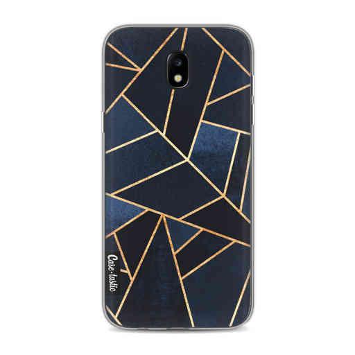 Casetastic Softcover Samsung Galaxy J5 (2017) - Navy Stone