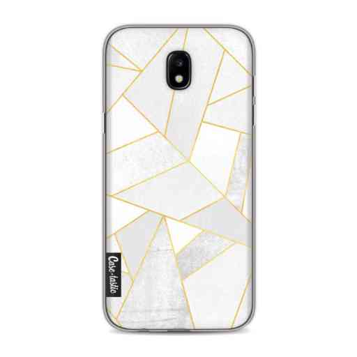 Casetastic Softcover Samsung Galaxy J5 (2017) - White Stone